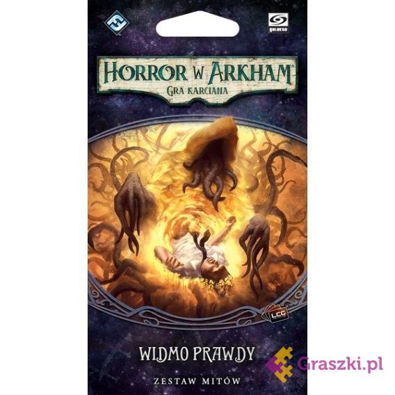Horror w Arkham: Gra karciana - Widmo prawdy | Galakta